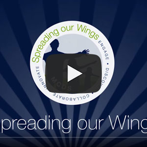 thumbnail image for MCDS Capital Campaign video (Spreading Our Wings)