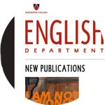 thumbnail image for Edgewood College  English Department site