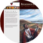 thumbnail image for Edgewood College  Religious Studies Department site