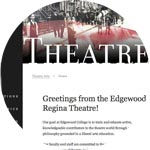 thumbnail image for Edgewood College  Department of Theatre Arts site