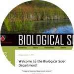 thumbnail image for Edgewood College Biological Sciences Department site