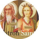 Patron Saints calendar preview image